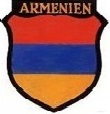 Emblema del Grupo SS Armenio.