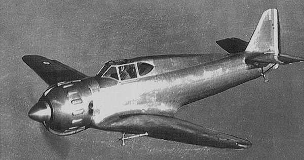 Caza francés Bloch MB.150.