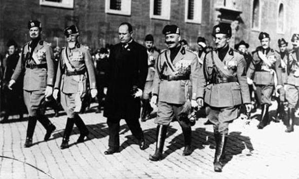 La Marcha sobre Roma | Eurasia1945
