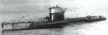 Submarino rumano Marsuinul.