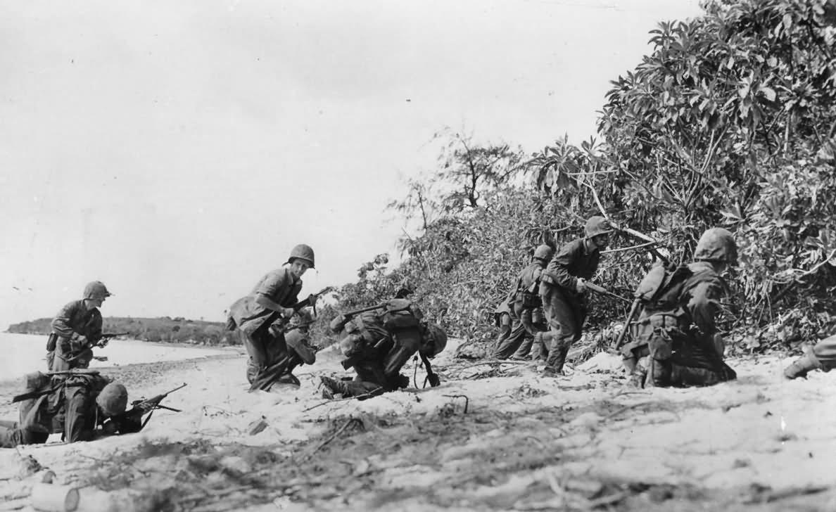 Batalla de Saipán | Eurasia1945